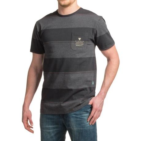 Vissla Back Wash Shirt - Short Sleeve (For Men)