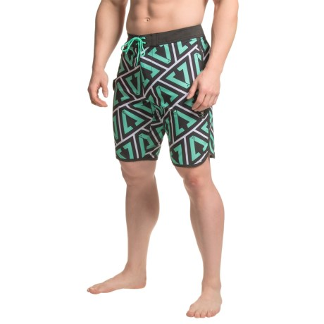 Vissla Calipher Boardshorts - Recycled Polyester (For Men)