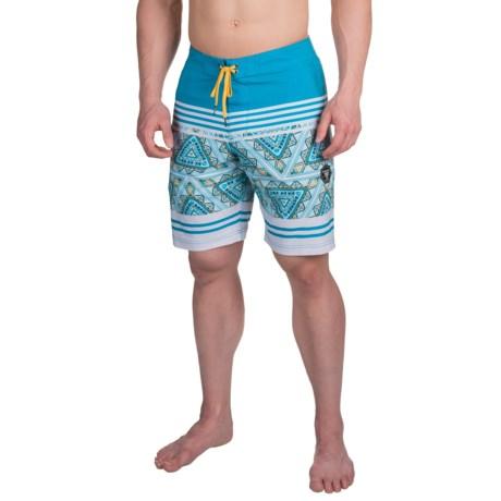 Vissla Sinner Point Boardshorts (For Men)