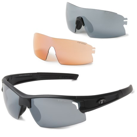 Tifosi Pro Escalate H.S. Sunglasses Kit - Extra Lenses