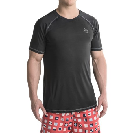 RBX Rash Guard - Short Sleeve (For Men)