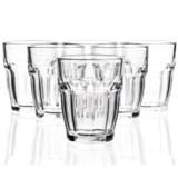 Bormioli Rocco Rock Bar One Shot Glasses - Set of 6