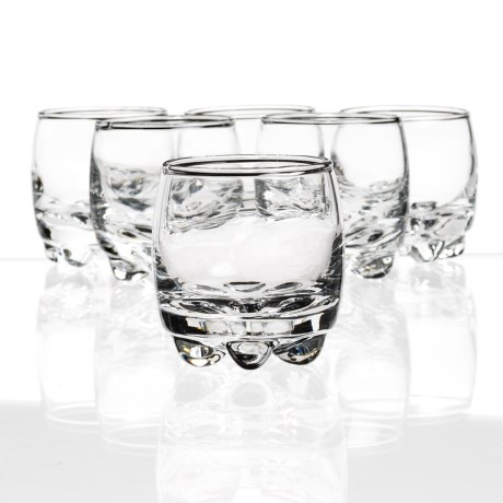 Bormioli Rocco Galassia Shot Glasses - Set of 6