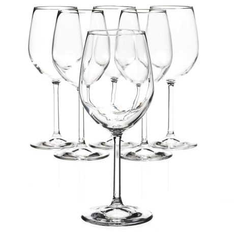 Bormioli Rocco Riserva White Wine Glasses - Set of 6