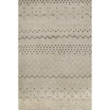 Loloi Tanzania Area Rug - 4x6', Hand-Knotted Wool and Jute