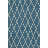 """Loloi Adler Accent Rug - 3'6""""x5'6"""", Hand-Woven Wool"""