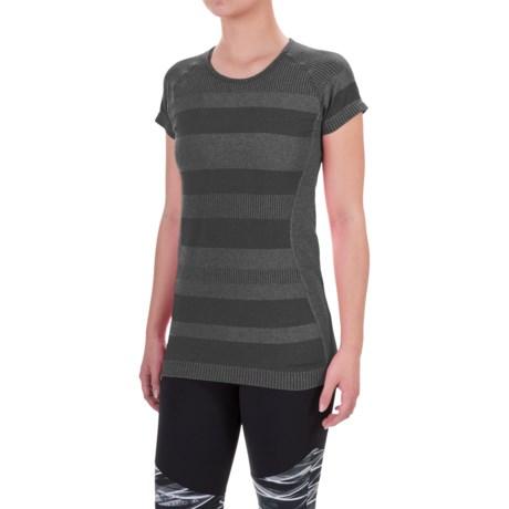 Brooks Streaker Shirt - UPF 30+, Short Sleeve (For Women)