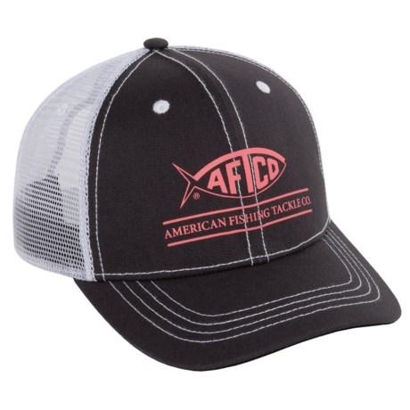 AFTCO Adjustable Trucker Hat