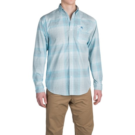 Guy Harvey Griddle Fish Shirt - Long Sleeve (For Men)