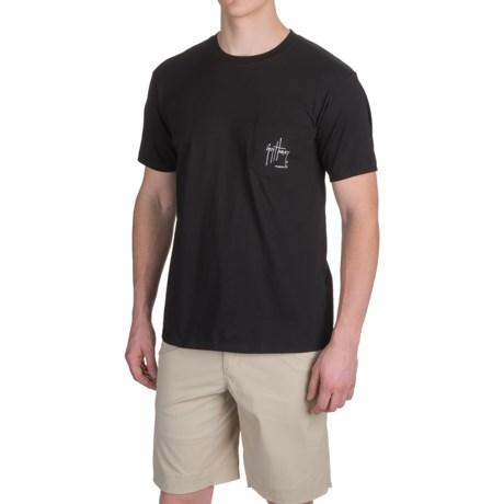 Guy Harvey Old Faithful Shirt - Short Sleeve (For Men)