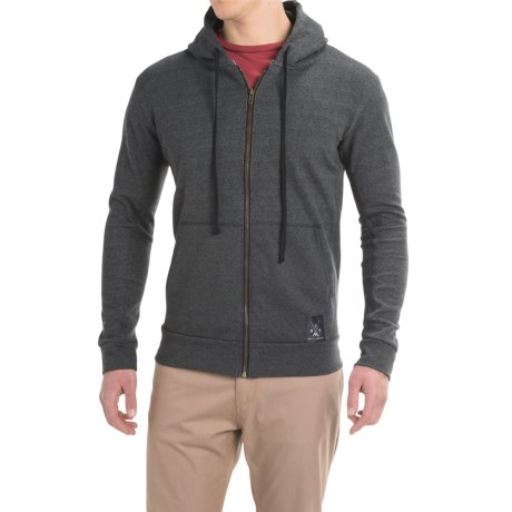 Dolly Varden Bighorn Hoodie - UPF 50, Full Zip (For Men)