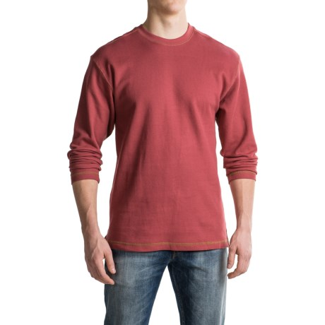 Canyon Guide Outfitters Emery Shirt - Crew Neck, Long Sleeve (For Men)