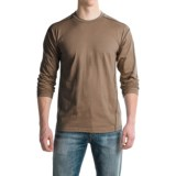 Canyon Guide Outfitters Ike Quick-Dry T-Shirt - Cotton Blend, Long Sleeve (For Men)