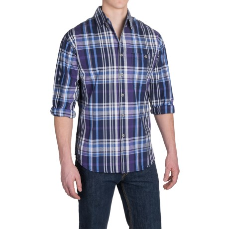 Canyon Guide Outfitters Yardley Plaid Shirt - Long Sleeve (For Men)