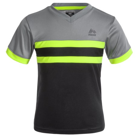 RBX High-Performance T-Shirt - V-Neck, Short Sleeve (For Big Boys)