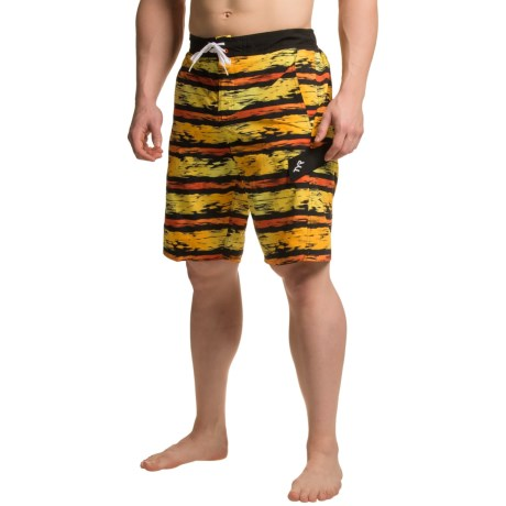TYR Paint Stripe Springdale Boardshorts (For Men)