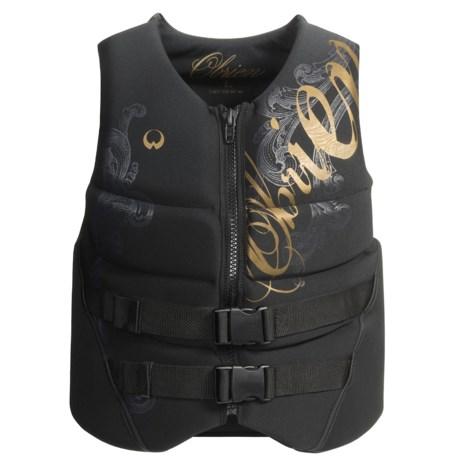 O'Brien Flex PFD Life Jacket - Neoprene, USCG Approved (For Men)