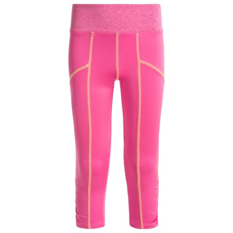 Poof Too Active Capris (For Big Girls)