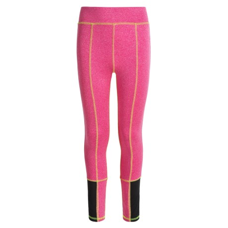 Poof Too Active Leggings (For Big Girls)