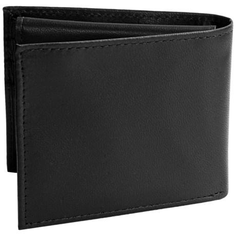 Buxton Ridgewood Credit Card Billfold - Leather (For Men)