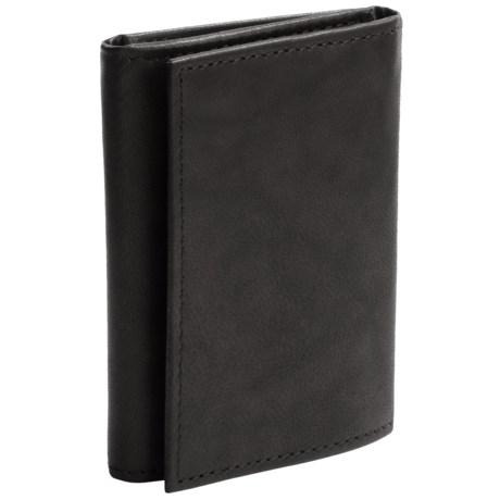 Buxton Dakota Tri-Fold Wallet - Leather (For Men)