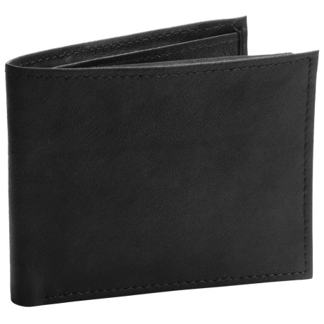 Buxton Dakota Credit Card Billfold - Leather (For Men)