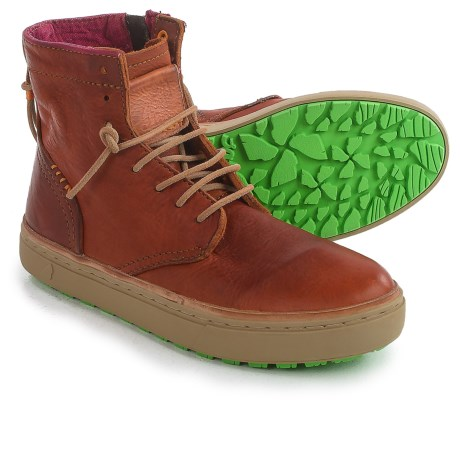 Satorisan Taino Mid Ankle Boots - Leather (For Men)