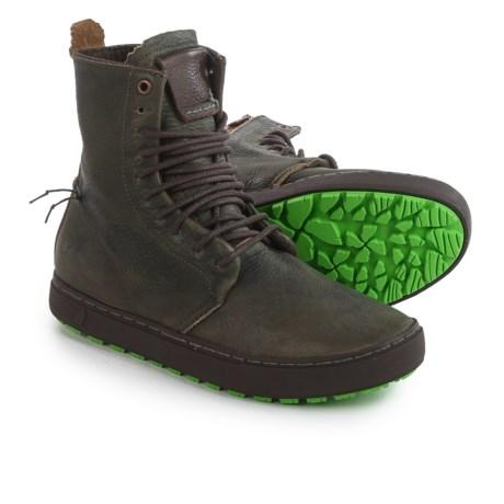 Satorisan Waraku Boots - Leather (For Men)