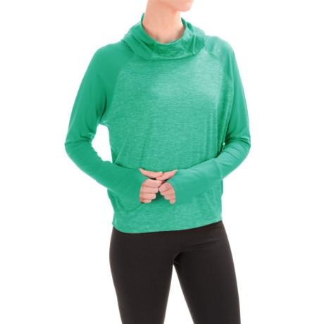 Brooks Dash Hooded Shirt - Long Sleeve (For Women)