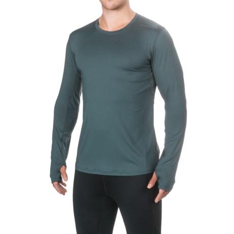 Brooks Steady Shirt - Crew Neck, Long Sleeve (For Men)