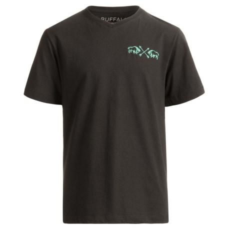 Buffalo David Bitton Tekka T-Shirt - Short Sleeve (For Big Boys)