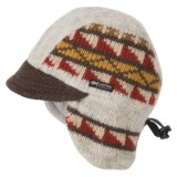 Everest Designs Ridge Runner Hat - Wool, Fleece Lined (For Men and Women)