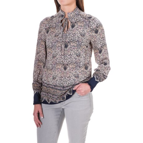 Max Jeans Sheena Blouse - Long Sleeve (For Women)