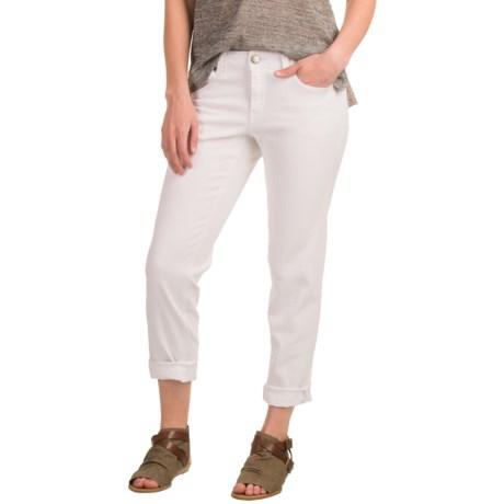 Max Jeans Slim Fit Boyfriend Jeans (For Women)