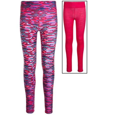 Kyodan Athletic Leggings - Reversible (For Big Girls)