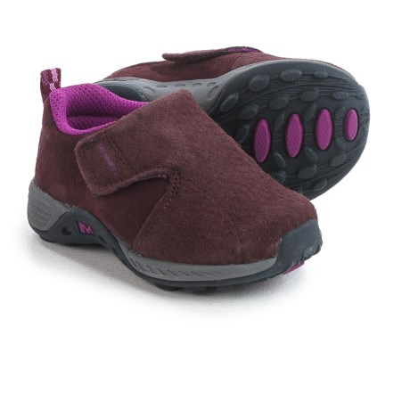 Merrell Jungle Moc Sport AC Shoes - Suede (For Little Kids)