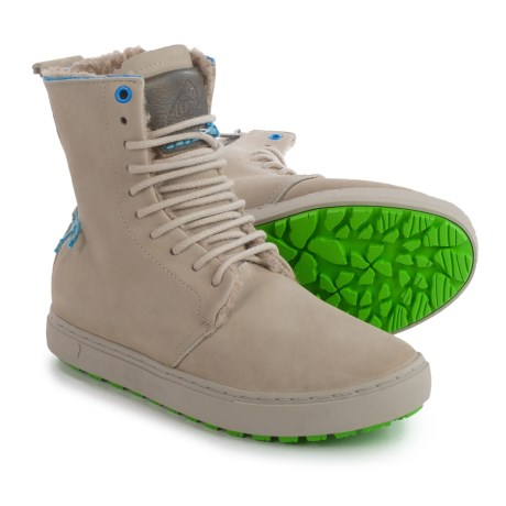 Satorisan Waraku Boots - Leather (For Women)