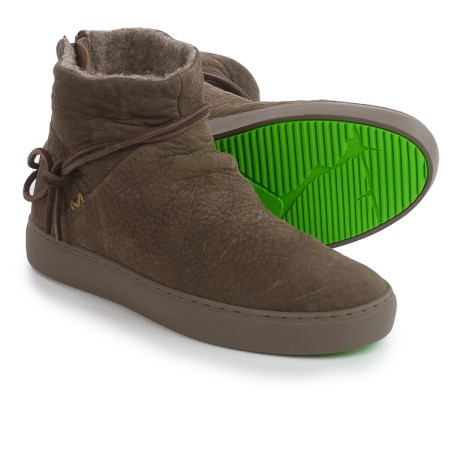 Satorisan Silverlake Ankle Boots - Suede (For Women)