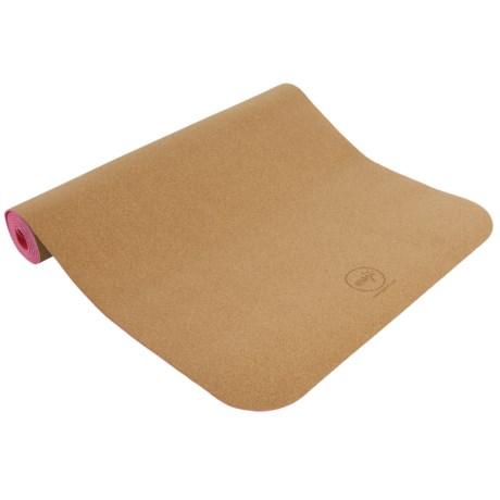 Maji Sports Cork Yoga Mat