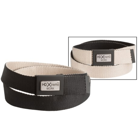 Nocona HD Xtreme Flame-Resistant Reversible Belt - Fabric (For Men)
