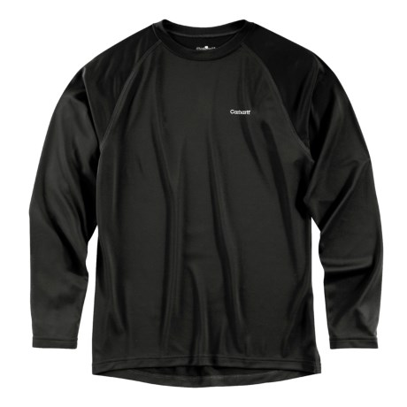 Carhartt Work-Dry® Thermal Top - Long Sleeve (For Tall Men)