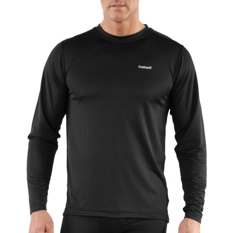 Carhartt Work-Dry® Thermal Top - Long Sleeve (For Men)