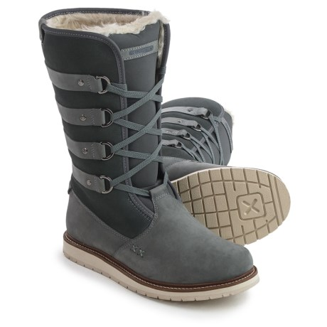 Helly Hansen Hedda Snow Boots - Waterproof, Leather (For Women)