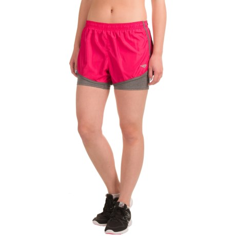 PONY Pony 2-in-1 Shorts - Built-In Shorts (For Women)