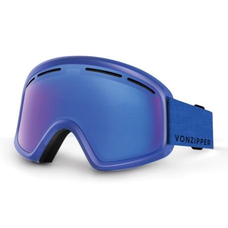 VonZipper Trike Ski Goggles (For Kids)