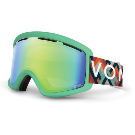 VonZipper Beefy Ski Goggles