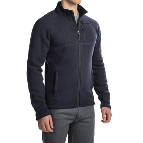 SmartWool Echo Lake Sweater - Merino Wool, Full Zip (For Men)
