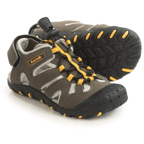Kamik Oyster Sport Sandals (For Toddlers)