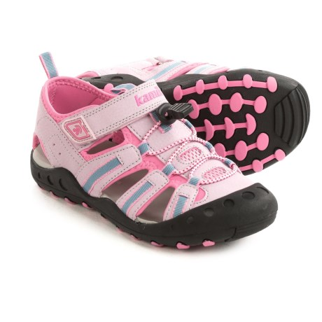 Kamik Crab Sport Sandals (For Little and Big Girls)
