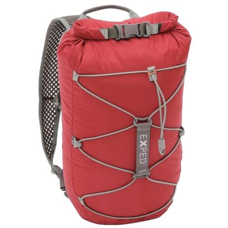 Exped Cloudburst 15 Backpack - Waterproof